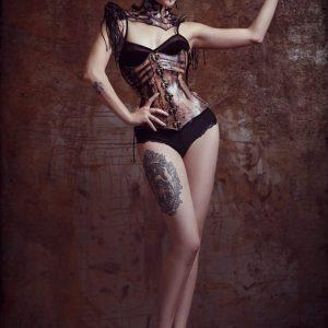 Photo: Marcel Wagner Model: Luzia Lowe